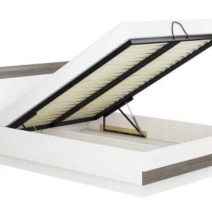 Paceļama stelāža gultai WKL 160-04 MET