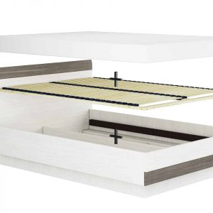 Stelāža gultai Blanco WKL 160-01 FLX