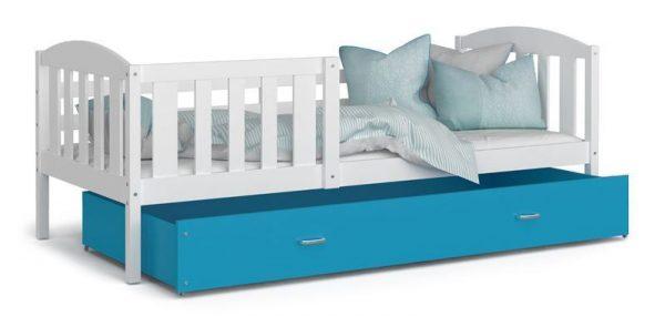 Bērnu gulta Kubus P