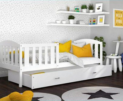 Vienvietīgas gultas