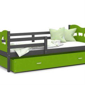 Bērnu gulta MAX P MDF