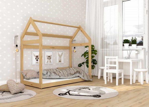 Bērnu gulta DOMEK