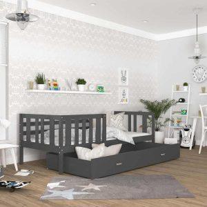 Bērnu gulta NEMO P MDF